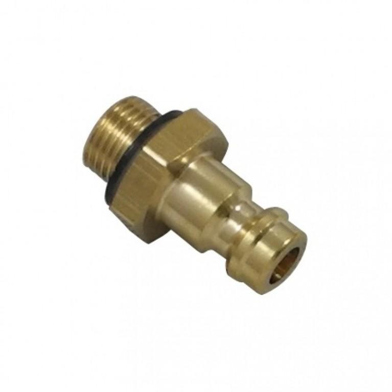 RECTUS G1/8 Series 21KA Plugs without valve